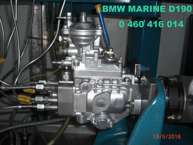 Einspritzpumpe BMW MARINE  D190